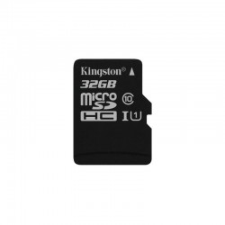 Kingston MicroSDHC 32GB Class 10