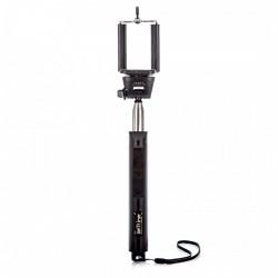 Selfie tyč EXPERT BT 105 cm černá (monopod)